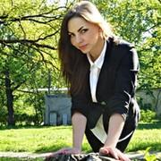 Maryna Todoriuk on My World.